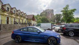 Не совсем стандартная BMW M4 в кузове F82
