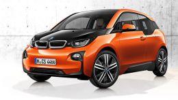 Водородная модификация для семейства BMW i3