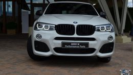BMW X4 M-Performance package