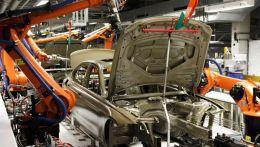 BMW построит завод в Мексике
