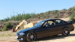 BMW E36 JML Lippert 356CS