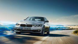 BMW представила обновленый седан и универсал 3-й серии в кузове F30 2015 модельного года