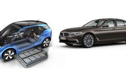 Компания БМВ раскрыла информацию о ценах на электрокар BMW i3 и на новую 5-ю серию в кузове G30
