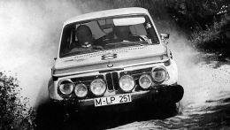 Грустная история разработки специальной раллийной версии BMW 2002