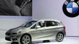 BMW 2 Series Active Tourer представлен в Женеве