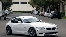Тюнинг BMW Z4M Coupe от European Auto Source