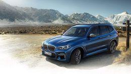 В 2018 году будет выпущено новое поколение BMW X3 в кузове G01