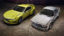 Дизайнеры BMW представили прототип CSL 3.0 Hommage