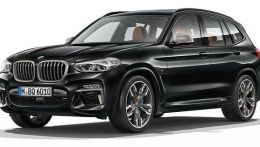 BMW X3 G01 M Performance
