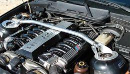Эксклюзивный  BMW E36 JML Lippert 356CS с двигателем 5.6 V12 продан с аукциона за 160 тысяч евро!