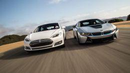 Tesla и BMW обсуждают возможности сотрудничества