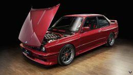 Ателье Vilner решило прокачать легенду: BMW E30 M3 Evolution II