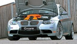 Тюнинг BMW M3 Hurricane 337 Edition от G-Power