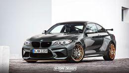 БМВ запланировала выпуск прокаченной BMW M2 GTS на март 2019
