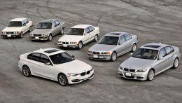 Обзор моделей и кузовов различных поколений BMW 3-й Серии e21, e30, e36, e46, e90, e91, e92, e93, f30, f31, f34