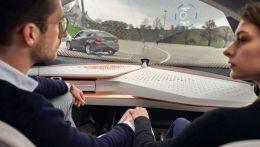 БМВ начинает тестировать автомобили с автопилотом