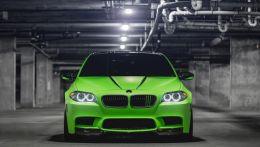 Тюнинг BMW M5 в испонении  Vivid Racing