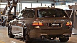BMW M5 G-Power Hurricane RR Touring