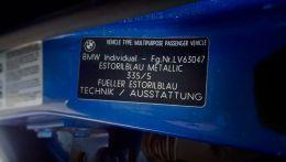 Коды красок по каталогу БМВ с названием цвета