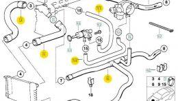 Рассмотрим причины из-за которых текут расширительные бачки на ВСЕХ бмв, или рвет патрубки системы охлаждения.