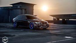 Одним из ценителей баварского автопрома, был представлен свой проект по доводке автомобиля  BMW 3 Series в кузове BMW Е90.