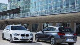 BMW провела удачный ресталинг 1-й серии