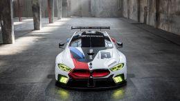 Представлена новая гоночная версия BMW M8 GTE класса GT