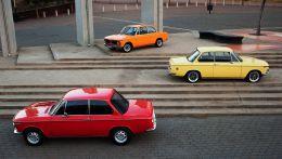 Обзор трех великолепных прародителя 3-й серии BMW: BMW 2002 в кузове E10