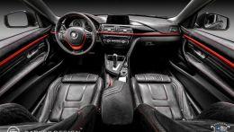 Доработанный интерьер BMW 4-Series  от конторы Carlex Design
