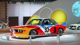 Коллекционные автомобили из серии BMW Art Car, история появления и обзор автомобилей