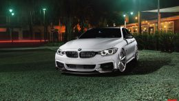 Alpine-White-BMW-4-Series-Gran-Coupe-On-Vosse