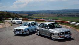Сравнение культовых автомобилей БМВ с кузовным индексом Е30